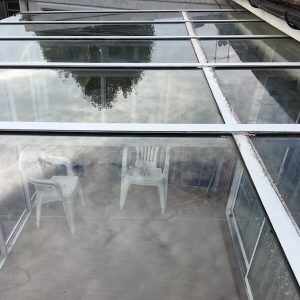 Conservatory Roof Cleaning After