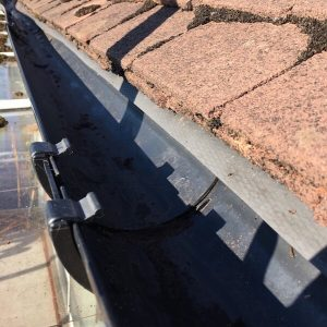 Gutter Clearance After
