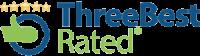 best three rated logo